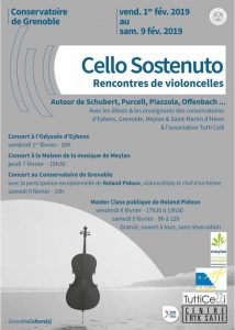 Cello Sostenuto